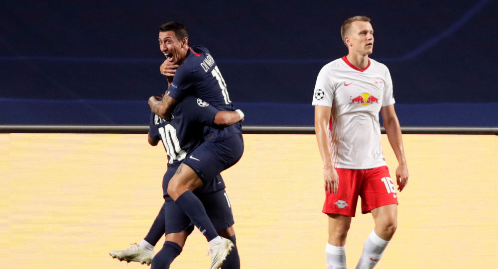 Semi Final - RB Leipzig v Paris St Germain