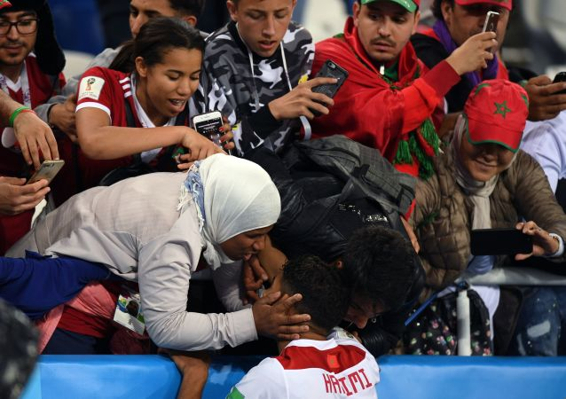 Thrill of Victory and Agony of Defeat: Fans Get Emotional During World Cup