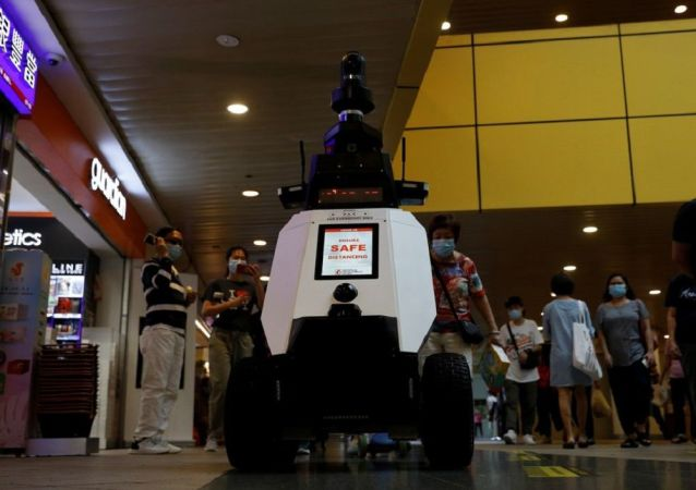 Robots to patrol Toa Payoh to detect 'undesirable social behaviours'