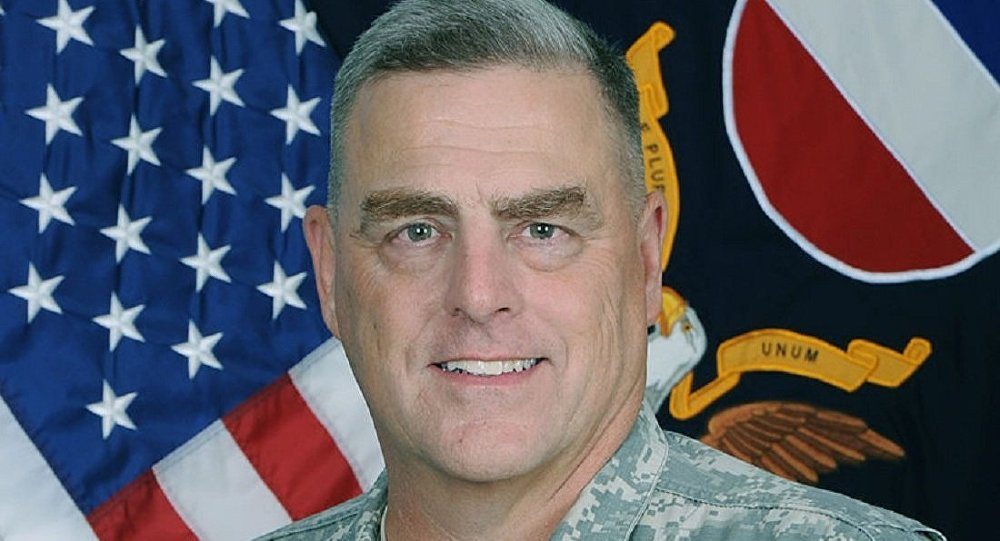 Mark A.Milley
