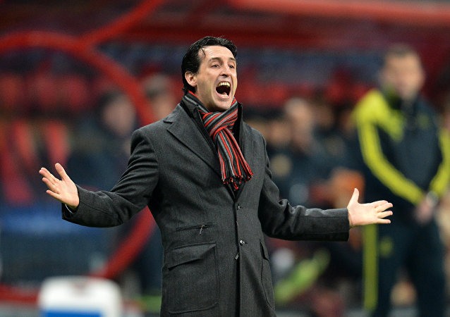 Unai Emery (File)