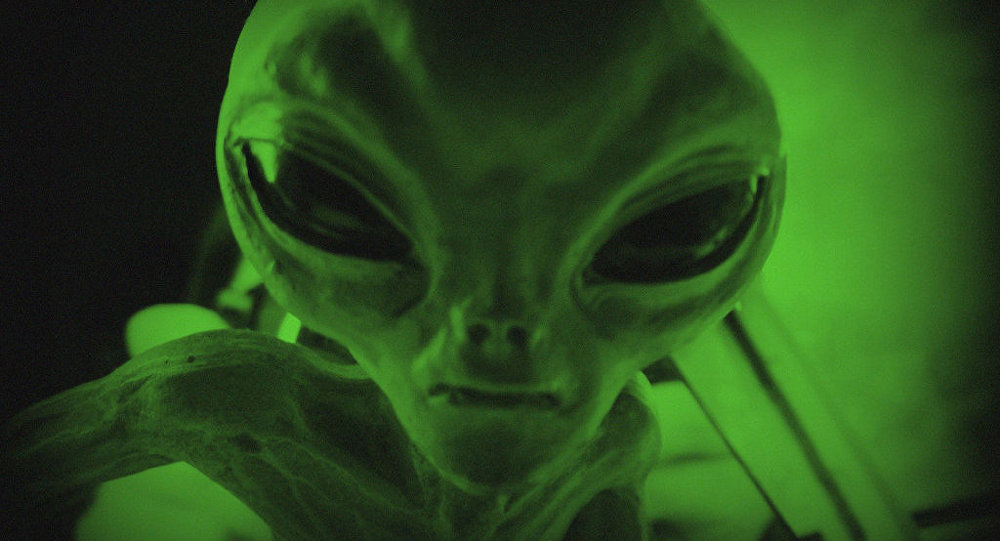 Aliens maybe signalling to us using rapid light signals.